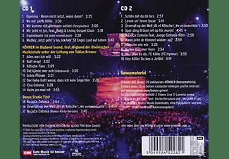 Höhner, Wim Mergenbaum, Bigband Der Rheinischen Musikschule, Junge Sinfonie Köln - 360 Grad Live Lanxess Arena  - (CD)