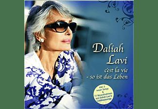 Daliah Lavi - C EST LA VIE - SO IST DAS LEBEN  - (CD)