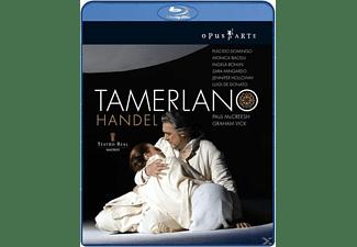 Domingo, Mccreesh, Bacelli, McCreesh/Domingo/Bacelli - Tamerlano  - (Blu-ray)