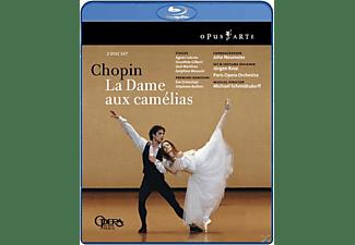 Opera Paris, Schmidtsdorff, Schmidtsdorff/Opera Paris - Die Kameliendame  - (Blu-ray)
