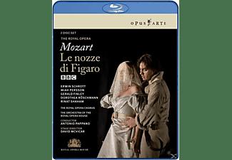 Pappano, Persson, Schrott, Pappano/Schrott/Persson - Die Hochzeit Des Figaro  - (Blu-ray)