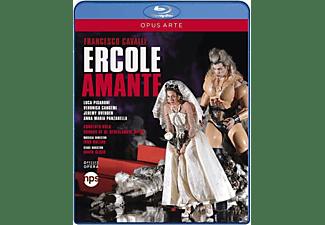 Bolton/Concerto Köln/Pisaroni/+ - Ercole Amante  - (Blu-ray)