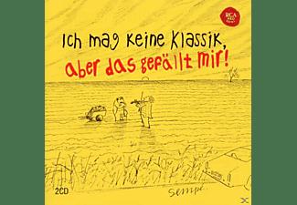 VARIOUS - SEMPE-ICH MAG KEINE KLASSIK, ABER DAS GEFÄLLT MIR  - (CD)