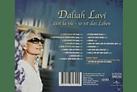 Daliah Lavi - C EST LA VIE - SO IST DAS LEBEN [CD]