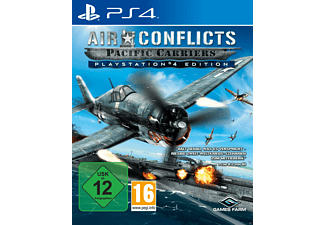 Air Conflicts: Pacific Carriers - [PlayStation 4]