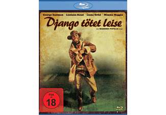 Django Tötet Leise - (Blu-ray)