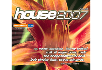 VARIOUS - House Vol.2  - (CD)