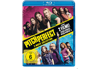 Pitch Perfect 1 & 2 - (Blu-ray)