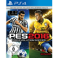 PES 2016 D1 EDITION [PlayStation 4]
