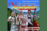 Die Geschwister Niederbacher - Die alte Madonna - Gemeinsam [CD]