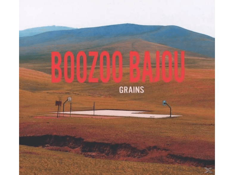 Boozoo Bajou - Grains [CD]