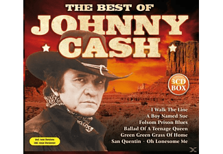 Johnny Cash - The Best Of Johnny Cash - (CD)