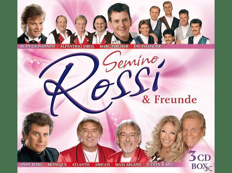 VARIOUS - Semino Rossi & Freunde [CD]