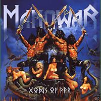 Manowar - Gods Of War [CD]