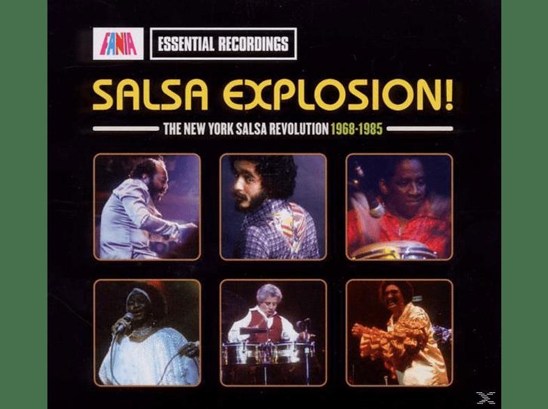 VARIOUS - Salsa Explosion: The Salsa Rev [CD]