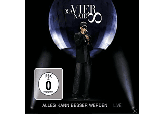 Xavier Naidoo - Alles Kann Besser Werden - Live  - (CD)