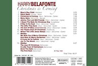 Harry Belafonte - Harry Belafonte-Christmas Is Coming [CD]