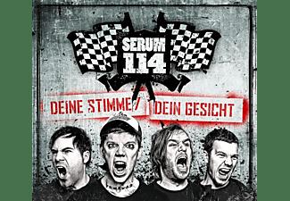 Serum 114 - Deine Stimme / Dein Gesicht  - (CD)
