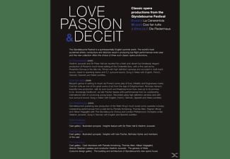 Jurowski/Fischer/Glyndebourne, VARIOUS - Love Passion & Deceit  - (DVD)
