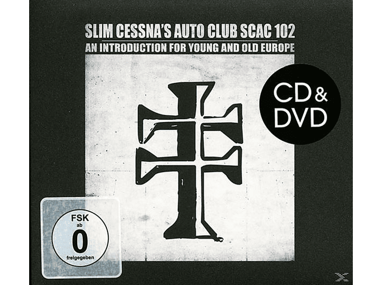Slim Cessna's Auto Club - An Introduction For Young And Old Europe [LP + Bonus-CD]