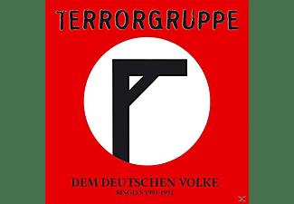Terrorgruppe - Dem Deutschen Volke-Singles 1993-1994  - (Vinyl)