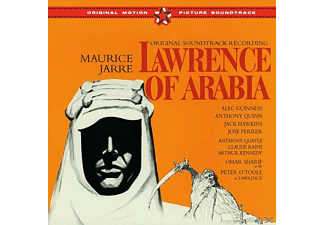 Maurice Jarre - Lawrence Of Arabia+14 Bonus - (CD)
