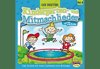 Felix & Die Kita-kids Lena - Die Schönsten Kindergarten-Und Mitmachlieder, Vol  - (CD)