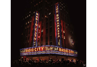 Joe Bonamassa - Live at Radio City Music Hall (CD+DVD)  - (DVD + CD)