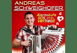 Andreas Schweighofer - Alarmstufe Sos Ich Bin Verliebt  - (CD)