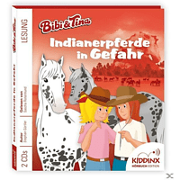 Bibi Und Tina - Indianerpferde in Gefahr  - (CD)