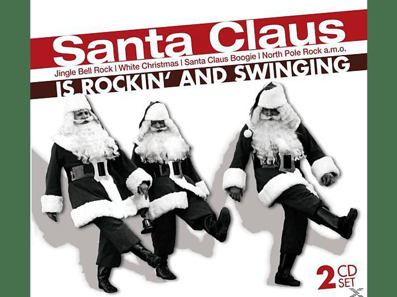 VARIOUS - Santa Claus Is Rocking And Swinging [CD]