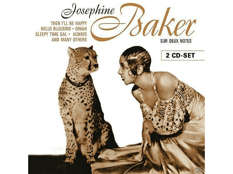 Josephine Baker - Sur Deux Notes [CD]