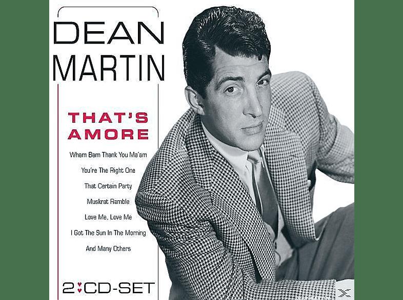 Dean Martin - That's Amore [CD]
