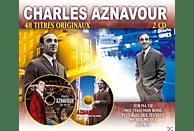 Charles Aznavour - 48 Titres Originaux [CD]