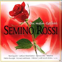 Semino Rossi - Du Mein Gefühl [CD]