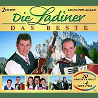 Die Ladiner - Das Beste [CD]