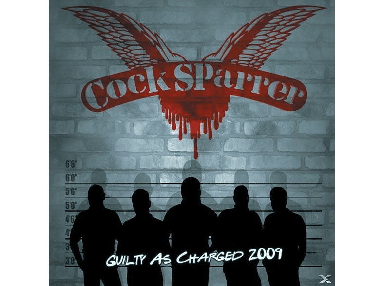 Cock Sparrer - GUILTY AS CHARGED 2009 [CD]