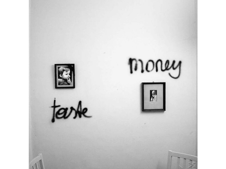 Panik Ja - The Taste And The Money [CD]
