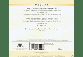 Rpo, Royal Philharmonic Orchestra - Klavierkonzerte 21, 23  - (CD)
