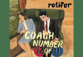Rotifer - Coach Number 12 of 11  - (CD)