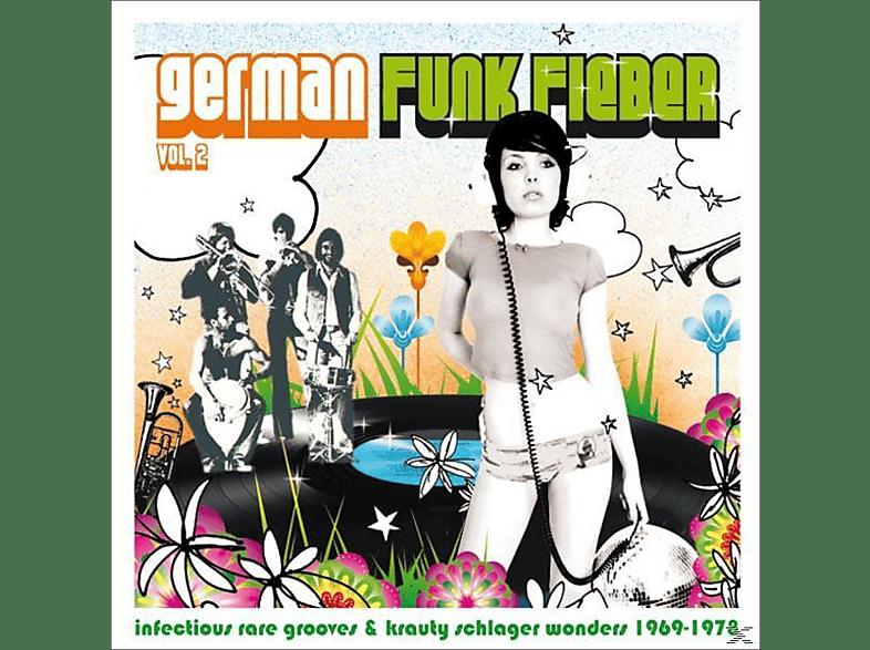 VARIOUS - German Funk Fieber  2 [CD]