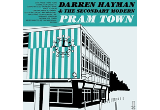 Darren & The Secondary Modern Hayman - Pram Town - (CD)