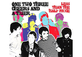 One Two Three Cheers A Tiger - Less than the half price  - (CD)