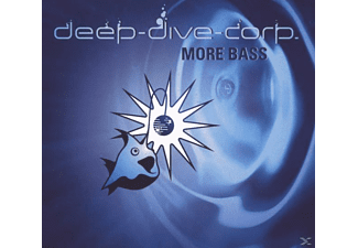 Deep-Dive-Corp. - More bass - (CD)