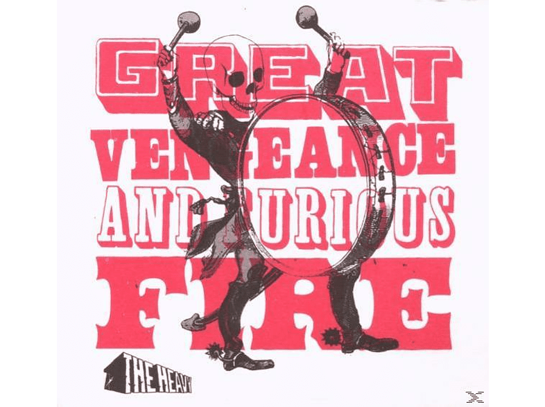 The Heavy - Great Vengeance & Furious Fire [CD]