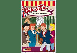 Bibi Und Tina - Bibi und Tina Folge 78: Das Gestüt in England  - (MC)