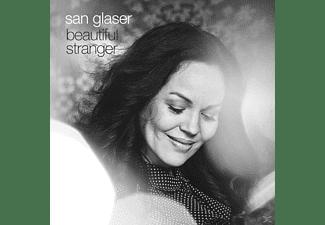 San Glaser - Beautiful Stranger  - (CD)