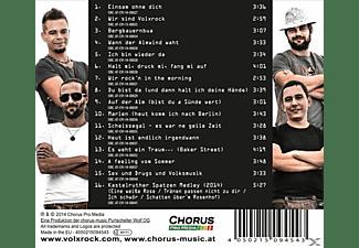 Volxrock - Bergbauernbua [M]  - (CD)