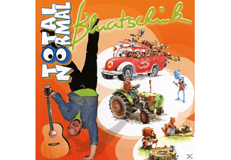 Bluatschink - Total Normal  - (CD)