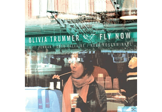 Olivia Trummer - Fly Now - (CD)
